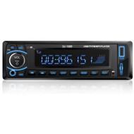 ITB SU1089 Mechless Single DIN Bluetooth AUX USB Car Radio