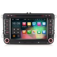 """PbA VW3748V 7"""" Android 7.1 After-Market Radio For VW SEAT & Skoda"""