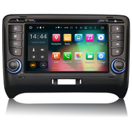 PbA AU7879T Android 8.0 After-Market GPS Radio For Audi TT