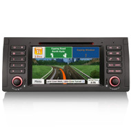 Direct Fit BM7161B After-Market GPS Radio For BMW 5 Series