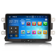 PbA PO3729D Android 7.1 After-Market Radio For Dacia Duster