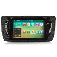PbA SE7822S Android 8.0 After-Market Radio For SEAT Ibiza Mk4