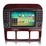 PbA ME3782S Android 7.1 After-Market GPS Radio For Mercedes