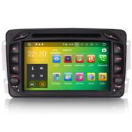 PbA ME7863C Android 8.0 After-Market Radio For Mercedes Benz