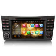 PbA ME3780E Android 7.1 After-Market GPS Radio For Mercedes