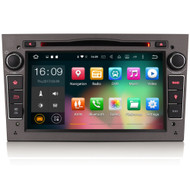 PbA VA5860PG Android 8 After-Market GPS WiFi Radio For Vauxhall