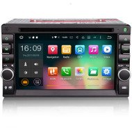 PbA NI5836U Android 8 After-Market GPS Radio For Nissan DIN