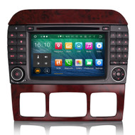 PbA ME5882S Android 8 After-Market GPS Radio For Mercedes