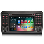 PbA ME5883L Android 8 After-Market GPS Radio For Mercedes