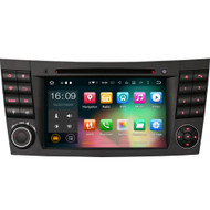 PbA ME5880E Android 8 After-Market GPS Radio For Mercedes