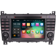 PbA ME5869C Android 8 After-Market Radio For Mercedes Benz
