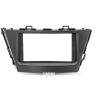 Carav 11-433 Double DIN Fascia Panel For Toyota Prius 2013+
