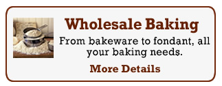 wholesale baking supplies