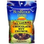 Sunridge Farms Chocolate Nut Crunch Mix (1x25LB)