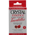 Crystal Deodorant Twlett Pomgr (1x6 CT)