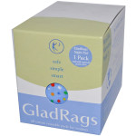 Glad Rags Regular Cotton Nite Pad (1x1 CT)
