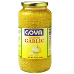 Goya Garlic Chopped (12x32OZ )