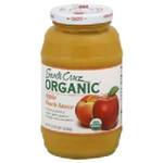 Santa Cruz Organics Apple Peach Sauce (12x23OZ )