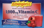 Alacer Emergen-C Cranberry Pomegranate (1x30 PKT)