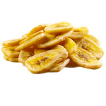 Dried Fruit Banana Chips, Sweeten (1x14LB )