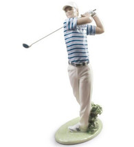Lladro Golf champion 01009228 / 9228