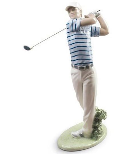 Lladro Golf champion 01009228 / 9228