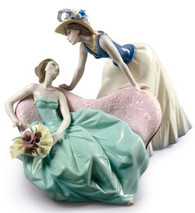 Lladro How is the party going? 01009222 / 9222