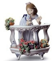 LLADRO  MORNING SONG (SPECIAL EDITION)  01008735 / 8735