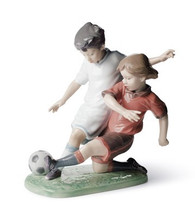 LLADRO FAIR PLAY (01008401 / 8401)