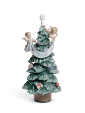 LLADRO EVERGREEN OF PEACE