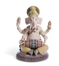 LLADRO Mridangam Ganesha (01008316 / 8316)