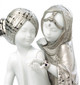 LLADRO HINDU CHILDREN (RE-DECO) (01007169 / 7169)