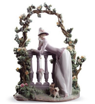 LLADRO IN THE BALUSTRADE (01008680 / 8680)