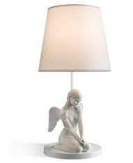 LLADRO BEAUTIFUL ANGEL - LAMP (UE-US-UK-JAPAN) (01023028 / 23028 / 23029 / 23030 / 23031)