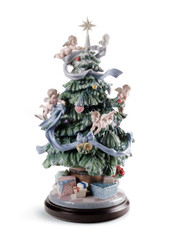 LLADRO GREAT CHRISTMAS TREE (01008477 / 8477 )