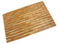 Light Brown Bamboo Placemat