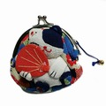 Maneki Neko Lucky Cat Coin Purse #22408-6