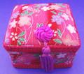 Square Skaura Jewelry Box #22630-5