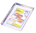 Japanese Stainless Steel Fish Food Prepare Tray