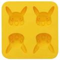 Silicon Pokemon Pikachu Sponge Cake Mold Set of 4