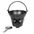 Aluminium Alloy Shabu Shabu Nabe Hot Pot and Stove