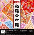 100 sheet Japanese Origami Washi Chiyogami Folding Paper-10 Pattern #1148