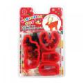Japanese Veggie Shapers - Reindeer Shape Vegetable Cutter Mold #0643