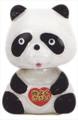 Panda Bear Porcelain Bobble Head