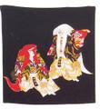 Japanese Furoshiki Gift Wrapping Cloth #P1595-B