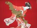 Japanese Furoshiki Gift Wrapping Cloth #P1777-RD