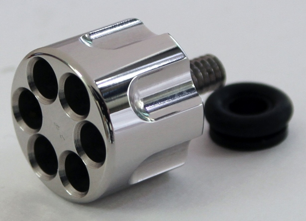 SMK-REV-P Seat Knob in Polished Stainless