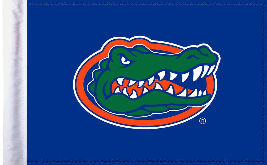 "Florida Gators 6""x9"" Motorcycle Flag"