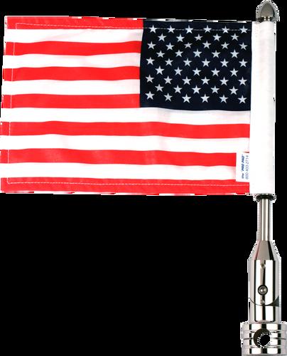 """Tour Pak 5/8"""" Folding Flag Mount"""