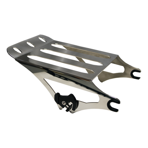 Ellipse Quick Detachable Rack in Polished Stainless